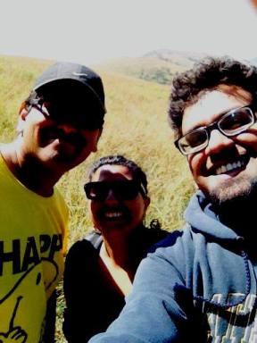 Nitin, Mansi & Nikhil