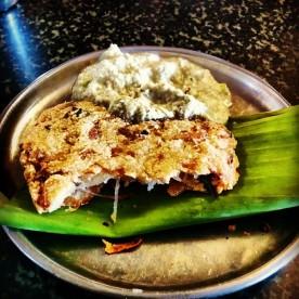 Crunchy heaven - Madur vada