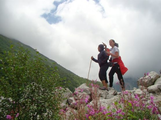 Conquering the Himalayas!